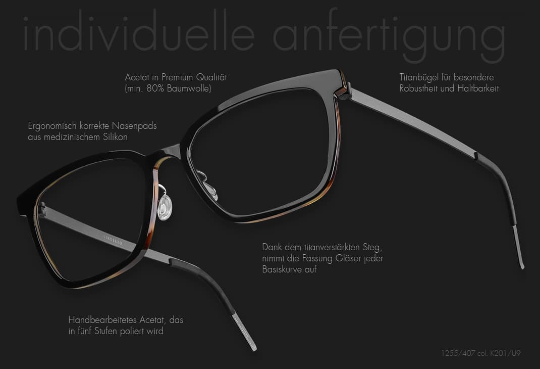 Lindberg acetanium - Brillengestell Acetat - Nah+Fern Optik Köln