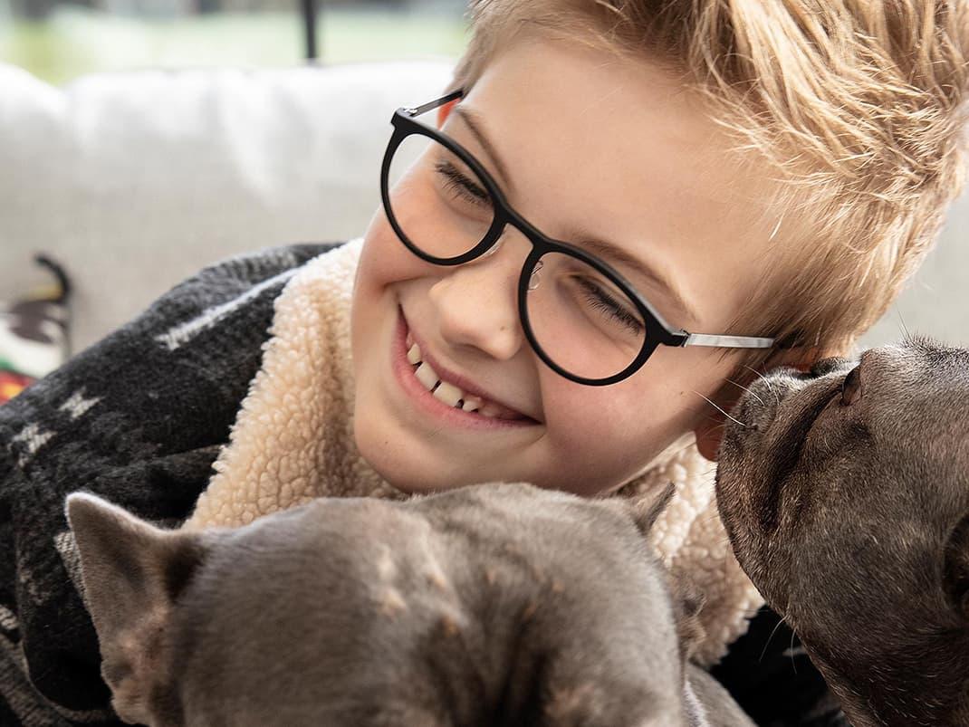 Acetanium Teen - Lindberg Kinderbrillen - Nah+Fern Optik Köln