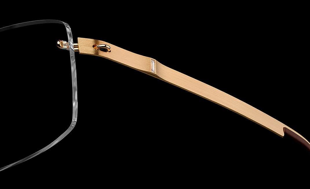 Lindberg Precious Goldfassung - Nah+Fern Optik Köln