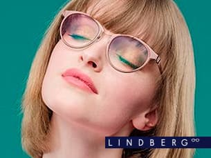 Lindberg strip titanium 9700 - Nah+Fern Optik Köln