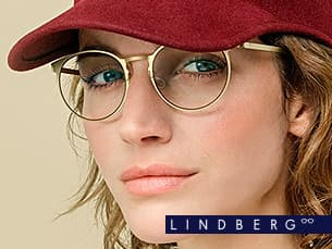 Lindberg strip titanium - Nah+Fern Optik Köln